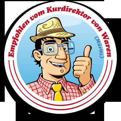 Logo Kurdirektor von Waren