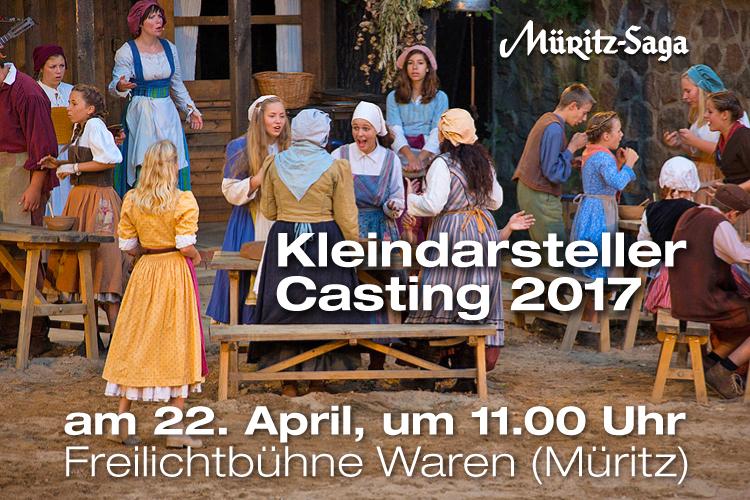 Kleindarsteller-Casting