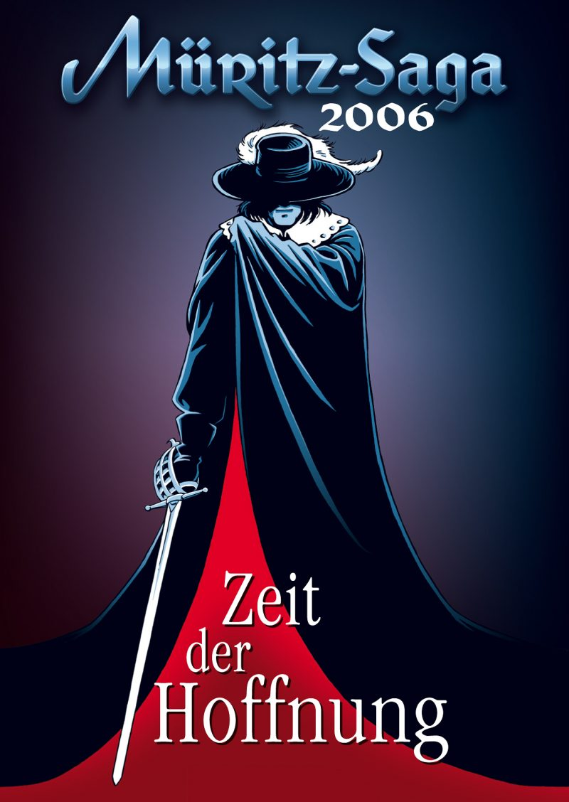 Müritz-Saga 2006 Plakat