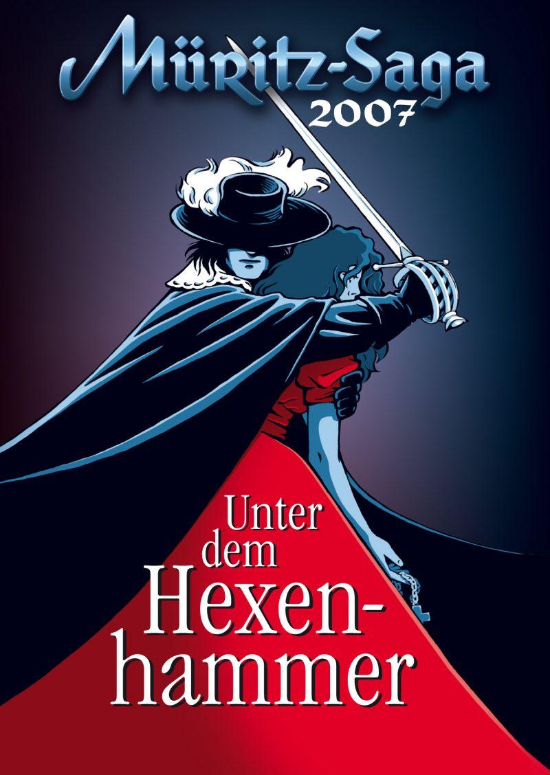 Müritz-Saga 2007 Plakat