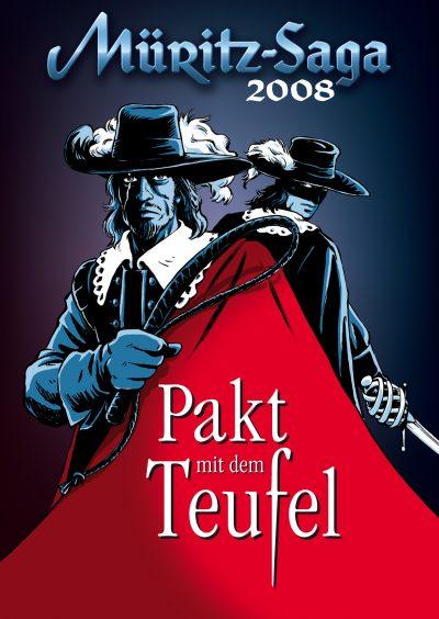 Müritz-Saga 2008 Plakat