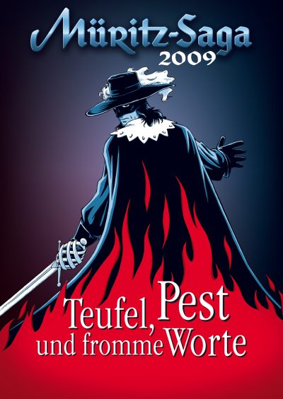 Müritz-Saga 2009 Plakat