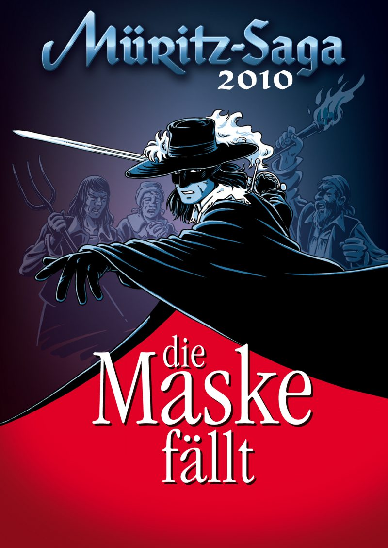 Müritz-Saga 2010 Plakat