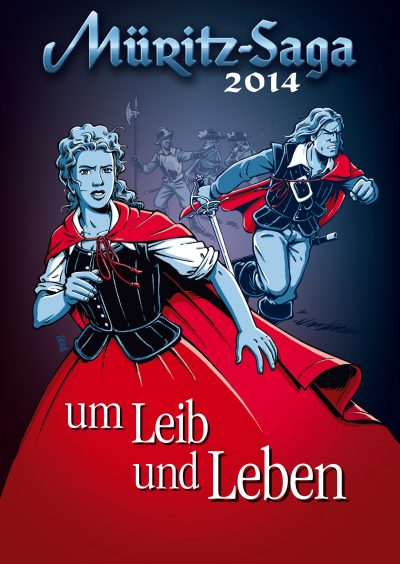 Müritz-Saga 2014 Plakat