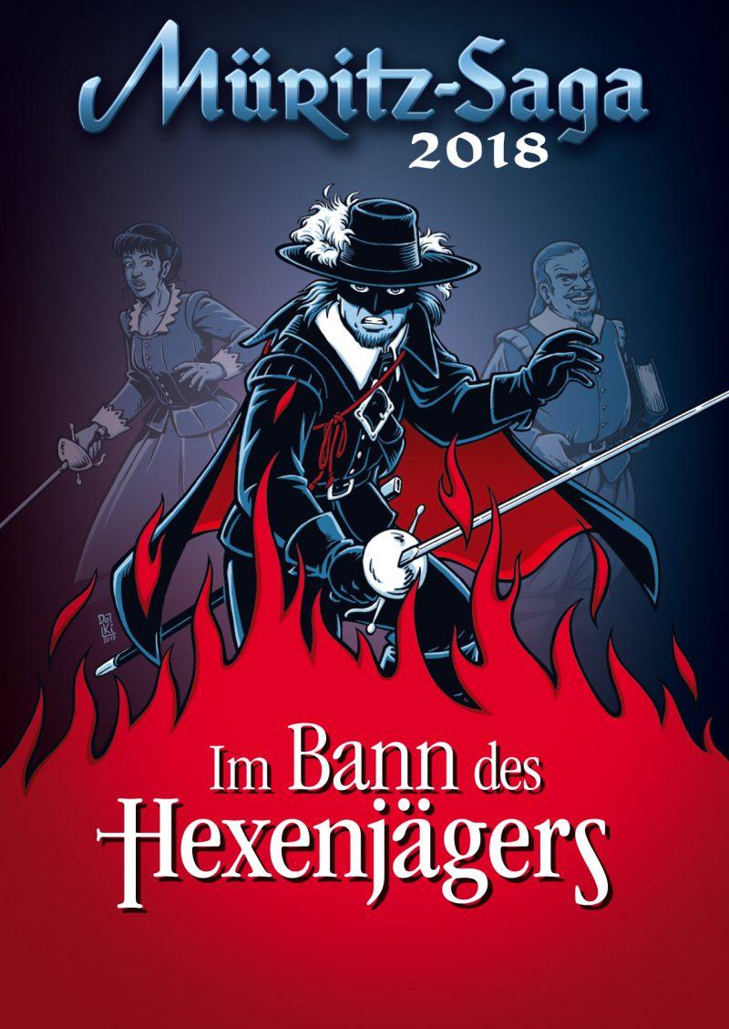 Müritz-Saga 2018 Plakat