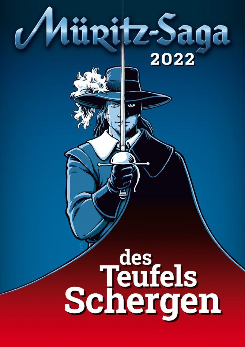 Müritz-Saga 2022 Plakatmotiv